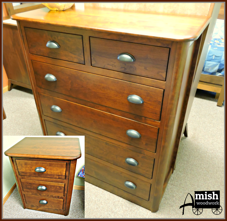 Chest & Night Stand