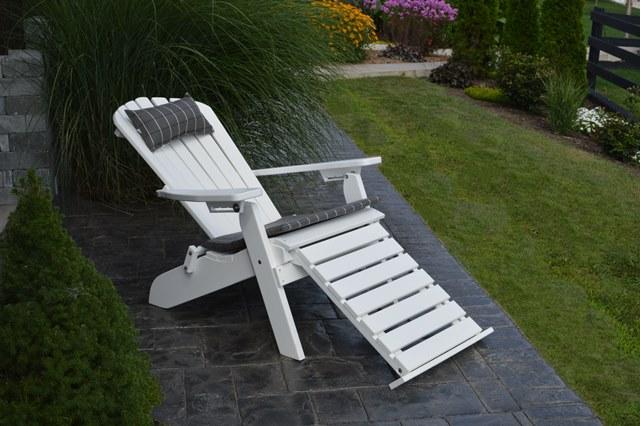 Bon Folding/Reclining Adirondack Chair ...