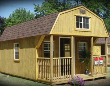 Lofted Cabin 360x281
