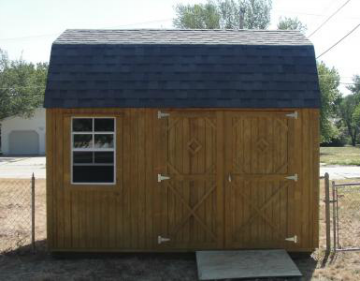 Garden Sheds Kansas City rocky acre buildings » amish woodwork