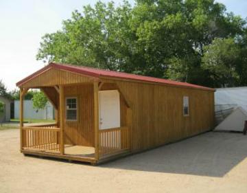 Portable cabin 360x281