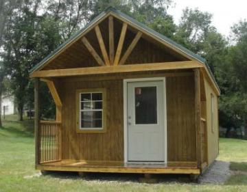 Swiss Cabin 360x281