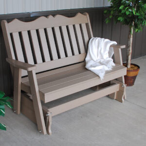 Poly Benches & Gliders