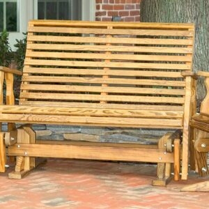 Yellow Pine Benches & Gliders